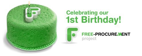Free Purchase Order Software turns 1